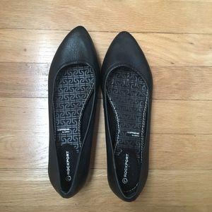 Rockport by Adidas - Black Ballet Flats